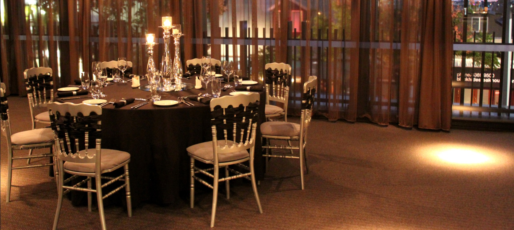 About us gambaro hotel brisbane luxury hotel brisbane for Best private dining rooms brisbane