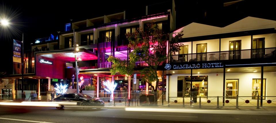 Hotels Brisbane