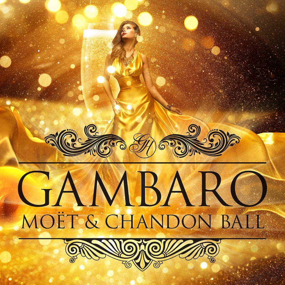 Gambaro Moet Chandon Gala Ball 2018