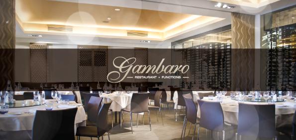 Gambaro Seafood Restaurant Brisbane Gift Vouchers