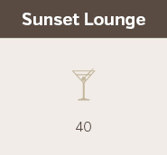 Sunset Lounge at Gambaro Hotel