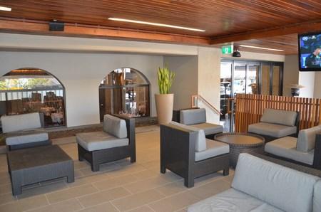 VIP Deck at Gambaro Hotel Brisbane