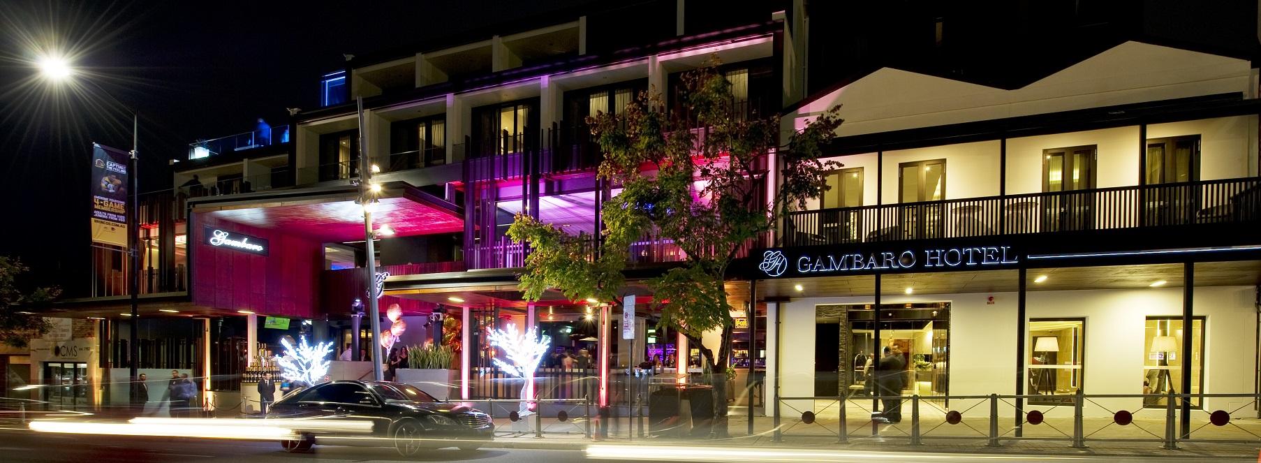Gambaro Hotel Press Releases