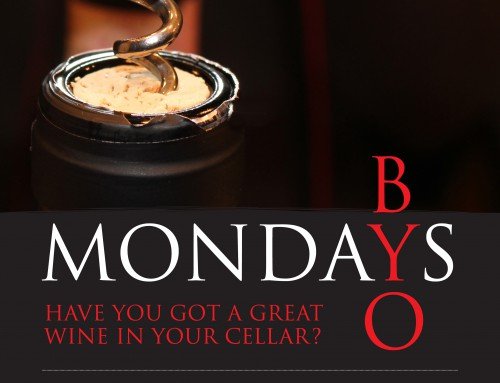 BYO Monday's at Gambaro Seafood Restaurant