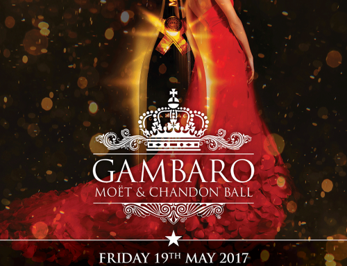 Gambaro Moet & Chandon Ball