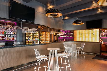 MG Bar Terrace at Gambaro Hotel Brisbane